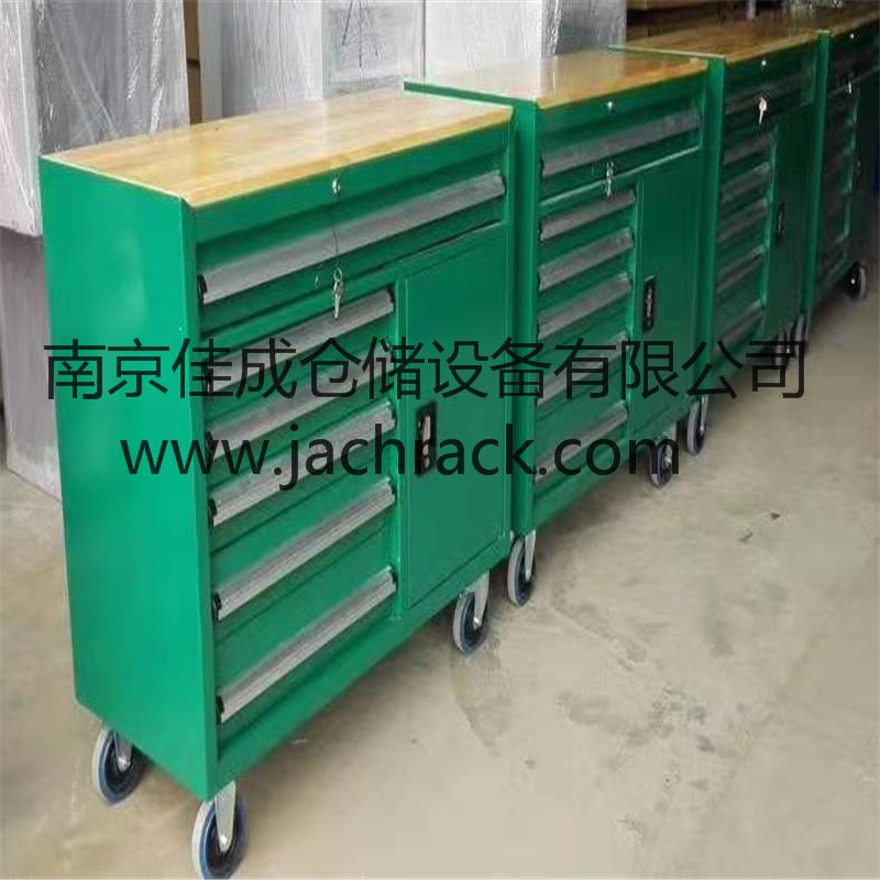 江苏扬中某机械设备公司工具柜储物柜项目交付
