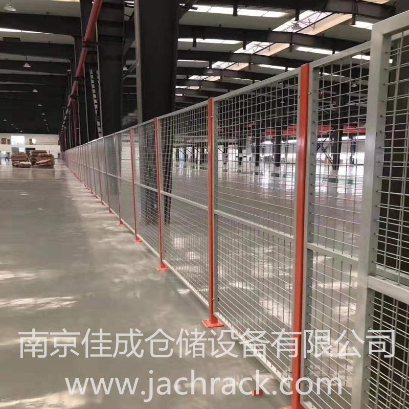 国电南瑞集团南京公司车间隔离网项目顺利交付使用